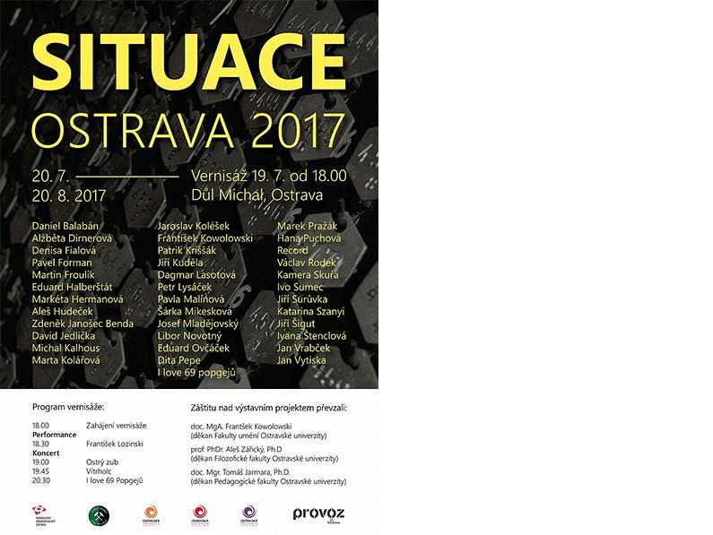 Salon Situace Ostrava 2017