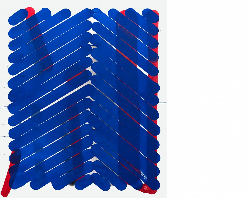 Směr modrá